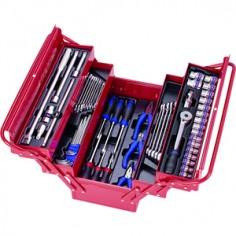 Caisse à outils complète - 63 pièces 902062MR01