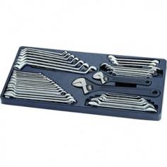 Module Servante clés métriques et pouces - 38 pièces King tony