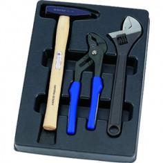 Module Servante de pinces et marteaux - 3 pièces King tony