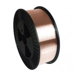 Bobine de fil plein Ø 300 mm, Acier, Ø 0,6, 15 Kg