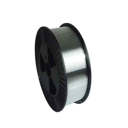 Bobine de fil plein Ø 200 mm, Alu (AG 5), Ø 0,8, 2 Kg