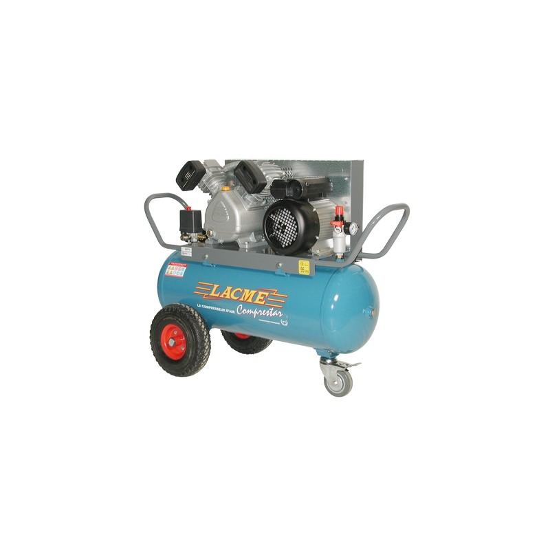 Compresseur Mono 50 Litres Lacme Comprestar 17 V 50 M