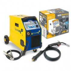 Pack GYS Smartmig 162 + GAZ + Accessoires