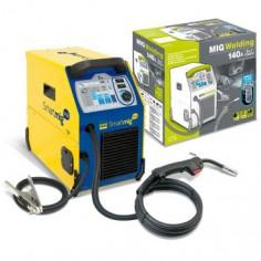 Pack GYS Smartmig 142 + GAZ 2,4m3 + Accessoires