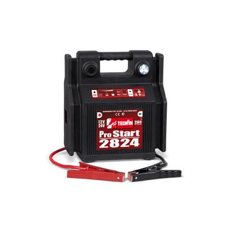 Démarreur autonome professionnel Telwin PRO START 2824 12-24V