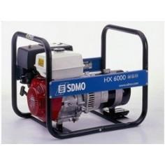 Groupe Électrogène SDMO HX6000 C Moteur HONDA