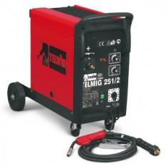 Pack TELMIG 251/2 TURBO + GAZ + Accessoires