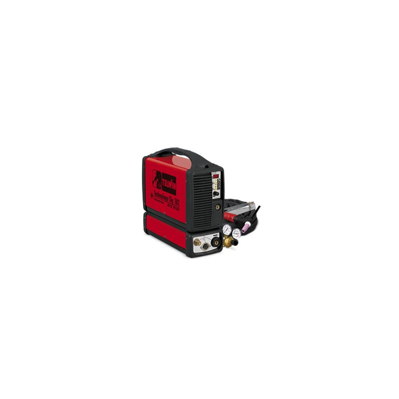 TECHNOLOGY TIG 182 AC/DC-HF/LIFT 230V+Accessoires TIG
