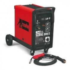 Pack TELMIG 200/2 TURBO + GAZ + Accessoires