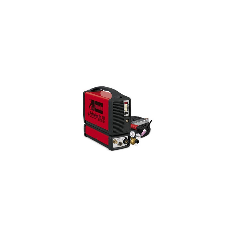 Pack Telwin TIG 182 AC/DC-HF/LIFT + GAZ + Accessoires