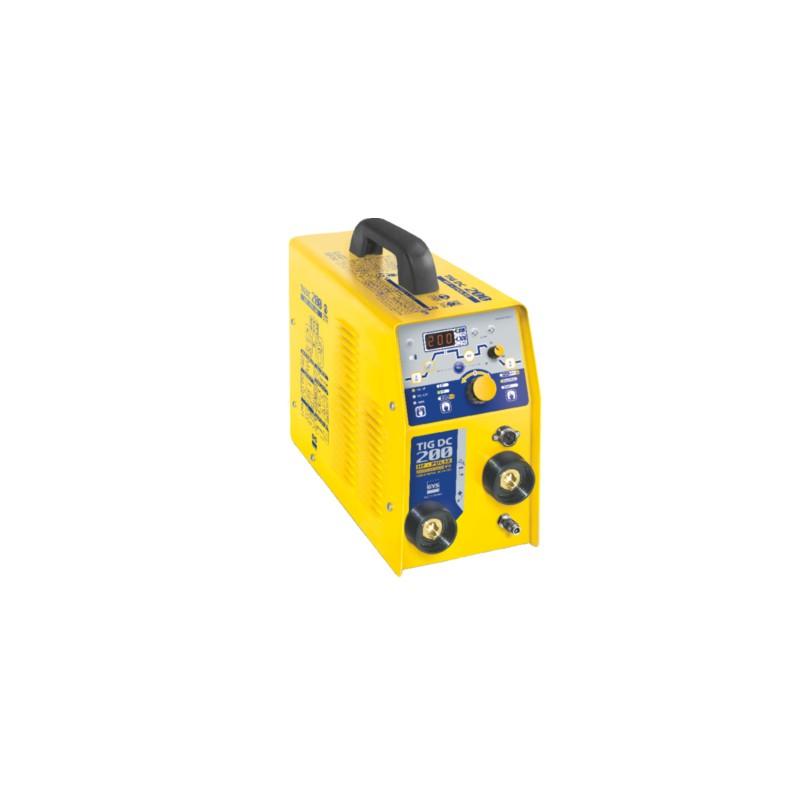 Poste GYSMI TIG 200 DC HF FV avec accessoires SR17