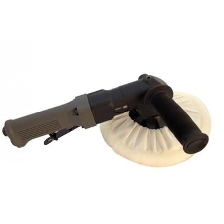 Polisseuse à renvoi d'angle 180 mm Pneumatique UT8756