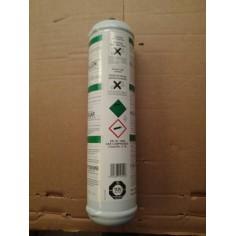 Bouteille jetable gaz argon/co2 cod 802048