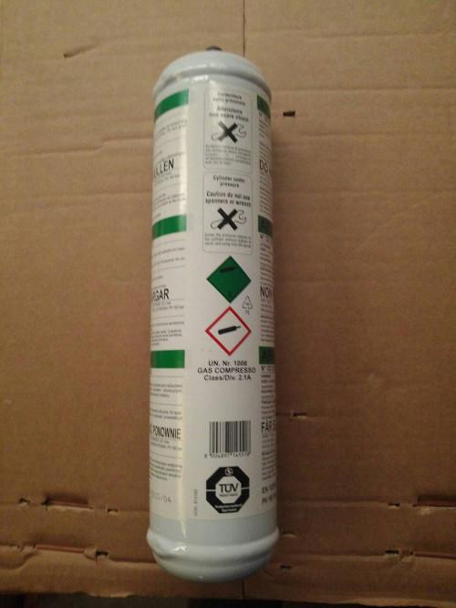 bouteille jetable gaz argon cod 802050 telwin sa chez. Black Bedroom Furniture Sets. Home Design Ideas