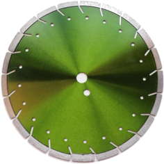 Disque Diamant PRO mixte GOLZ 350mm